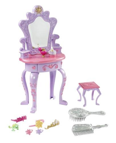 Disney Tangled Featuring Rapunzel Vanity Playset