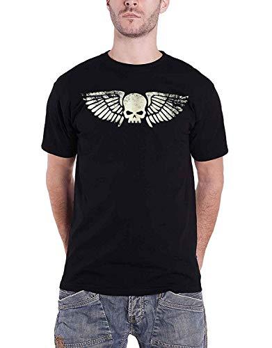 Warhammer 40K Space Marines Logo T-Shirt, Male, Extra Large, Black (TS378076WHM-XL)
