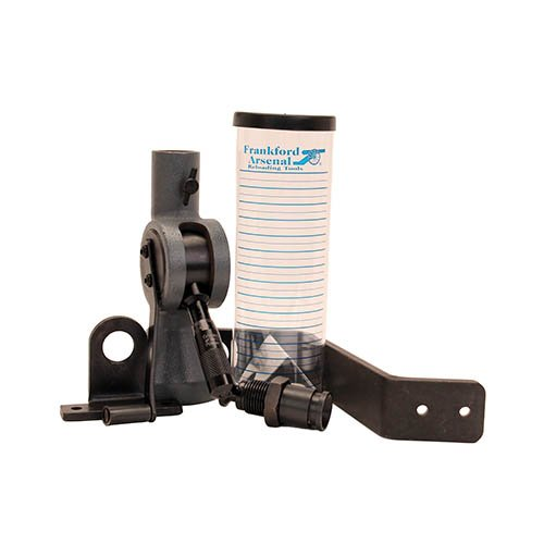 Frankford Arsenal Platinum Series Powder Measure with Press Mountable Threads and Universal Meter for Reloading
