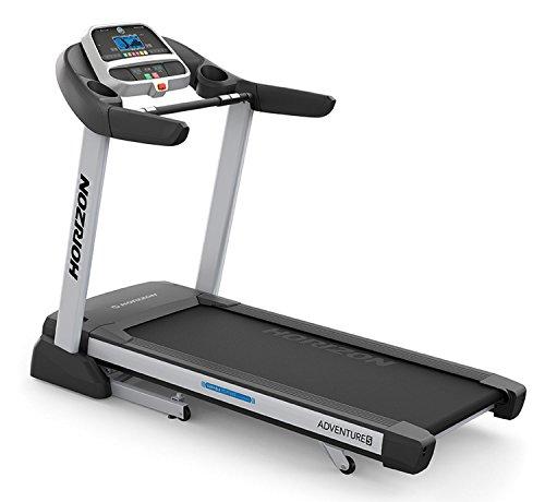 "Horizon Fitness - Tapis roulant \""Adventure 5\"""