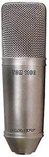 Nady TCM-1100 Studio Vacuum-Tube Condenser Microphone with 16 7-pin