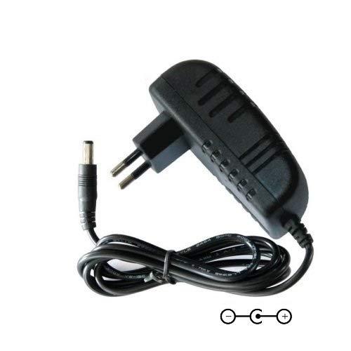Adaptador de corriente para cargador de 12 V Controlador DJ STANTON SCS.4DJ...
