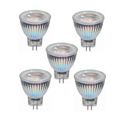 Tanxinxing 3W MR11G4 / GU4 Bi-Pin LED-Lampen 12-24V AC/DC 40 Grad Abstrahlwinkel LED 25W Halogenlampen äquivalent MR11 Scheinwerfer für Landschaft Akzent Einbauleuchten Beleuchtung