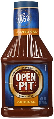 Open Pit Blue Label Original Barbecue Sauce, 18 oz.