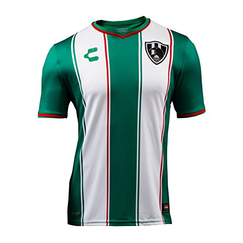 Club de Cuervos Official Jersey 2018-2019 (Green, Small)
