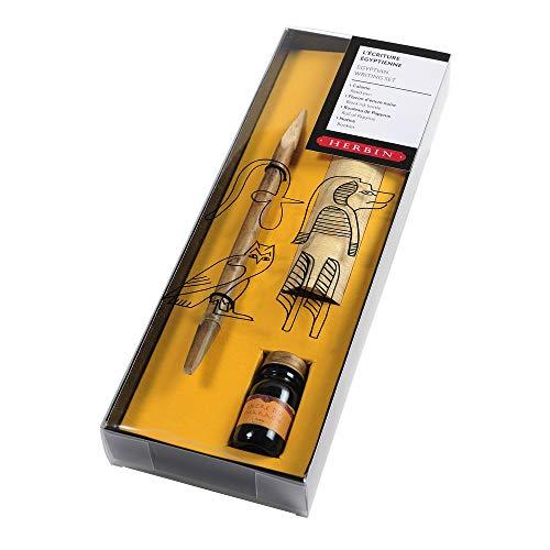 J.Herbin 28000T Kalligraphie-Set, Die Schrift der Ägypter