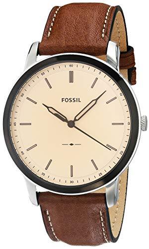 Fossil Men's The Minimalist Three-Hand Stainless Steel Watch FS5619
