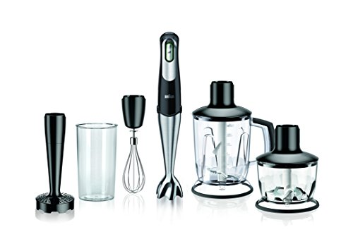Braun MQ757 Multiquick 7 Hand Blender, Black