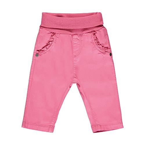Steiff Mädchen Hose, Rosa (Pink Carnation 3019), 86 (Herstellergröße: 086)