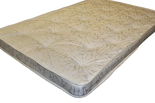 SaveOnGoodsUK Replacement sofabed mattress,metal action bed settee matress. Sprung & tufted put you up sofa bed matress