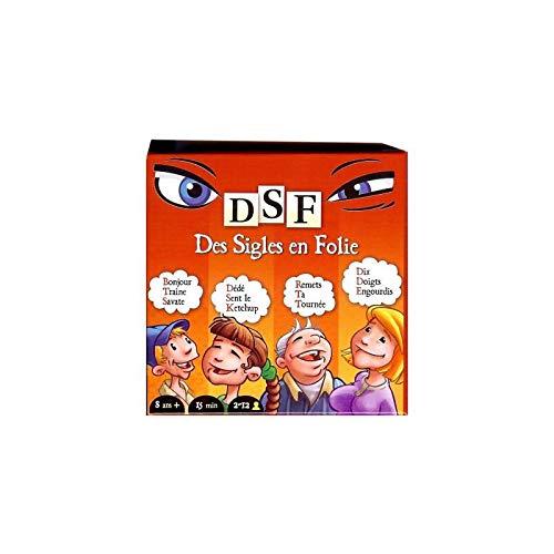 Des sigles en folie (DSF)