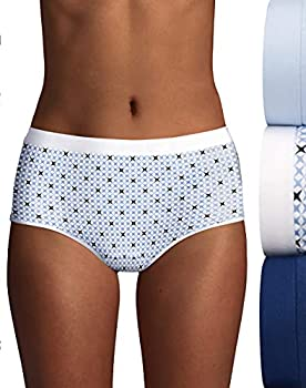 Hanes Womens Ultimate Constant Comfort X-Temp Brief 3-Pack 9