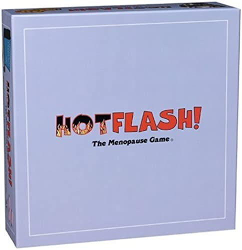 Hotflash The Menopause Board Game by Big Mouth Toys