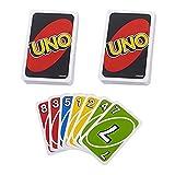 Mattel UNO Wild Jackpot Replacement Cards
