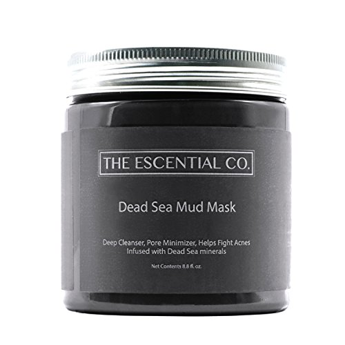 The Escential Co. Dead Sea Mud Mask