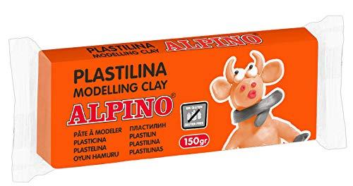 Alpino DP00007001 - Pastilla plastilina