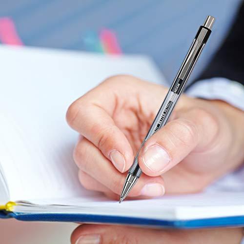 PILOT The Better Ball Point Pen Refillable & Retractable Ballpoint Pens, Fine Point, Black Ink, 12-Pack (30000) Photo #3