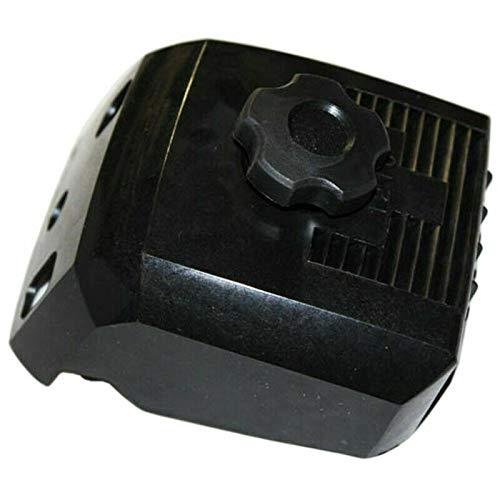 Genuine Echo13030252131 Trimmer Air Filter Cover w/Knob Replaces 13030252130 Fits HCA-2400 PE-2400 PE-3100 SHC-2400 SRM-2400 SRM-2410 SRM-2450 SRM-3100 SRM-3110 SRM-340 SRM-3400 SRS-2400