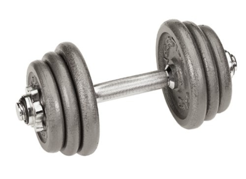 Rucanor Combi 15 Profi II Dumbbell Conjunto 15 kilograms