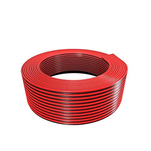 BTF-LIGHTING Eléctrico Cable de extensión 2 Pin 32.8ft/10m 18AWG...