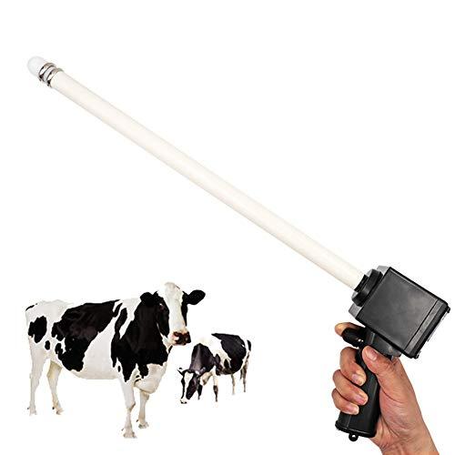 GXYNB Vieh-Veterinärmeterinarisches Eisprung Analysator Schwein Rinder Pferdezuchtvorrichtung Eisprung Identifikationsgerät ESTRUS-Detektor (Color : Pig)