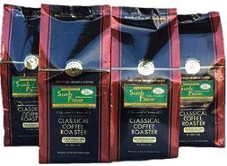 コーヒー豆 2kg セット シアトル フレーバー ブレンド コーヒー 1.1lb ( 500g ) 4個セット 【 豆のまま 】 クラシカルコーヒーロースター