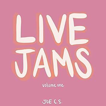 Live Jams, Vol. 1