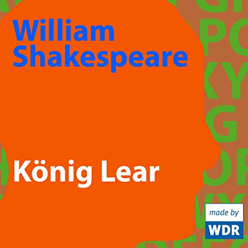 König Lear audiobook cover art