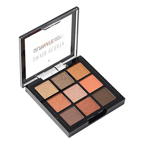 Swiss Beauty Mini Eyeshadow Palette 02