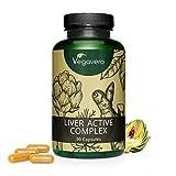 Complément Alimentaire pour le FOIE Vegavero | Mix Naturel | A base de Choline...