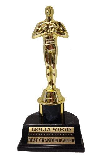 granddaughter trophies Best Granddaughter Victory Trophy Award