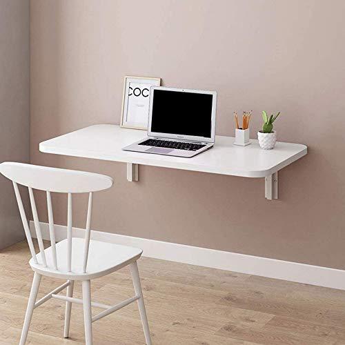 Wandmontierter Tisch, Schreibtisch, wand montierte Werkbank, Platz sparen Multifunktions MISU (Size : 60 * 30cm/24 * 12in)