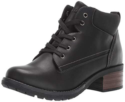 Eastland Women's Bandana Fashion Boot, Black, 7.5 M US