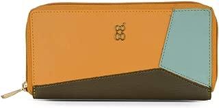 Baggit Women's Wallet (Ochre)