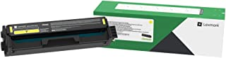 Lexmark 20N1HY0 Yellow Return Program Print Cartridge