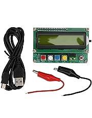 Medidor de inductancia, probador de cables, módulo medidor de capacitancia de inductancia digital, medidor de alta precisión 1pF ~ 1uF 1uH ~ 100H