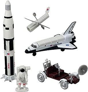 InAir Space Explorer Rocket Adventure Fleet Playset