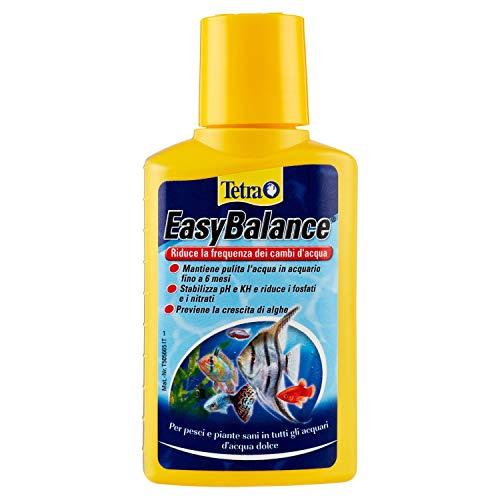 Tetra EasyBalance estabiliza los valores Principales del Agua hasta 6 Meses, permitiendo Reducir la frecuencia de los Cambios del Agua. ⭐