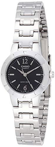 Casio LTP-1177A-1ADF - Reloj (Reloj de pulsera, Acero inoxidable, Acero inoxidable, Acero inoxidable, Acero inoxidable, Mineral)