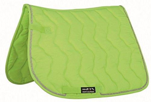 HKM SPORTS EQUIPMENT GmbH, sottosella – Neon, Verde Neon, Dressur, 3044