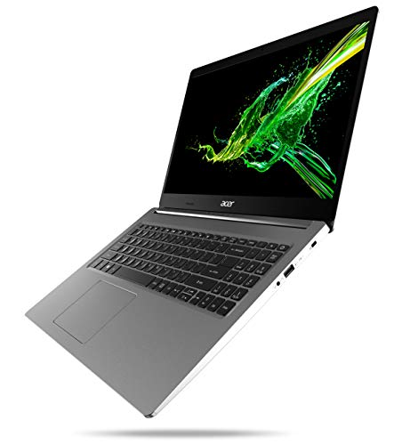 Acer Aspire 5 A515-55G 15.6 inch Laptop - (Intel Core i7-1065G7, 8GB RAM, 1TB SSD, NVIDIA MX350, Full HD Display, Windows 10, Silver), NX.HZGEK.002