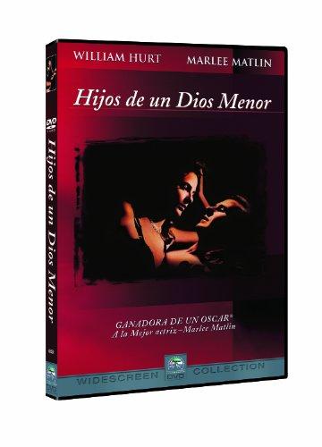 Hijos de un Dios menor [DVD]