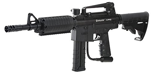 Kingman Spyder MR6 Paintball Gun Black