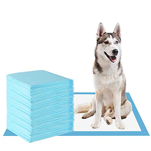 Homey Dog Training Pad Puppy Training Pad Training Pad for Pet Puppy Pads Pet Training Pads Training Pads for Dogs Extra Large (XL (2436), 20 Pads)
