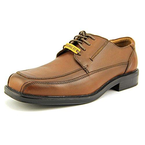 Dockers Men's Perspective Leather Oxford Dress Shoe,Tan,10 M US