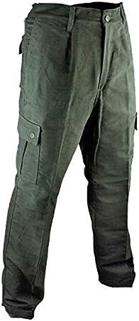 Fratelliditalia Pantalone Pantaloni Calzoni in pilor Caccia Pesca