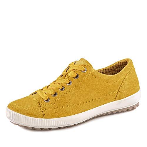 Legero Damen Tanaro Sneaker, Gelb (Sunshine (Gelb) 62), 40 EU (Herstellergroesse:6.5 UK)