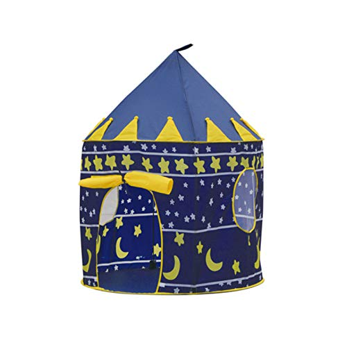 YanYun Kids Fort Tent Princess Castle Kids Tent Portable Kids Tent Kids Indoor and Outdoor Use