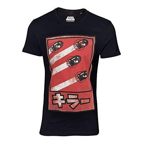 Gaya Entertainment TS160517NTN-L T-Shirt, Multicolore, L