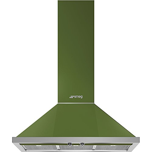 Smeg KPF9OG - Campana (781 m³/h, Canalizado, A, A, C, 67 dB)
